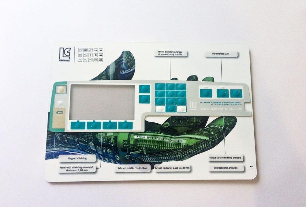 Keypad environmental protection