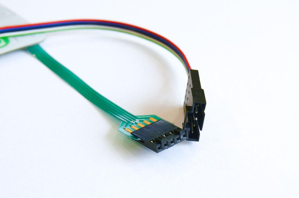 Elastyczne połączenia – złącza do paneli operatorskich