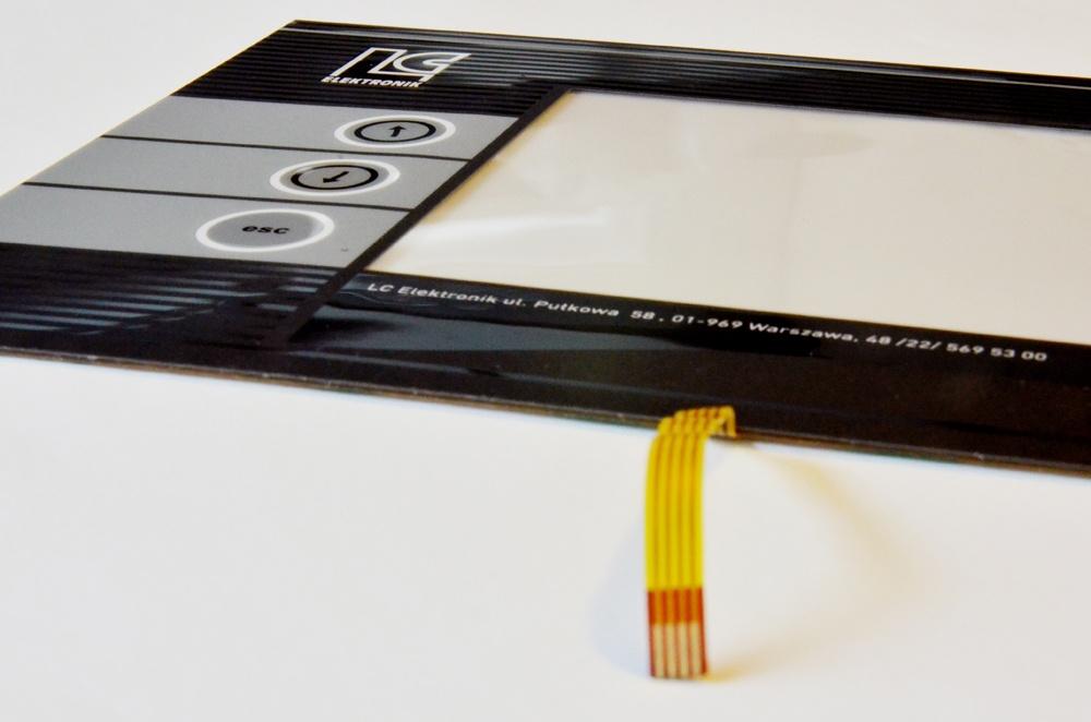 Optical bonding – display amplification