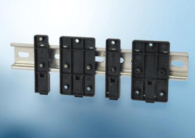 Apra Norm DIN rail clamp