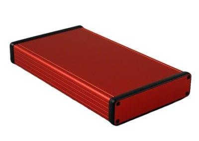 Hammond 1455-red