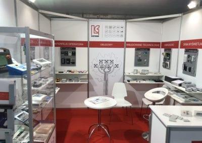 LC Elektronik's stand