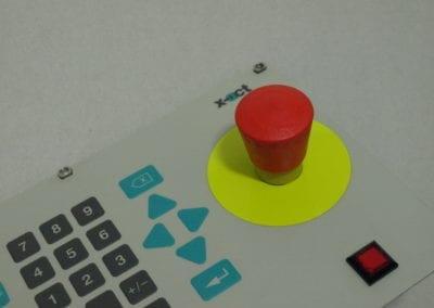 klawiatura pcb / pcb keypad with knobs