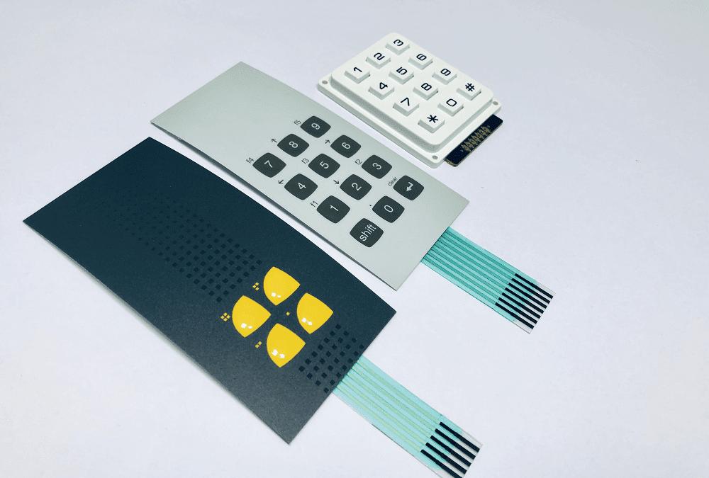 Klawiatury standardowe od ręki standard keypads