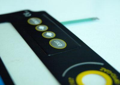 klawiatura membranowa / membrane keypad