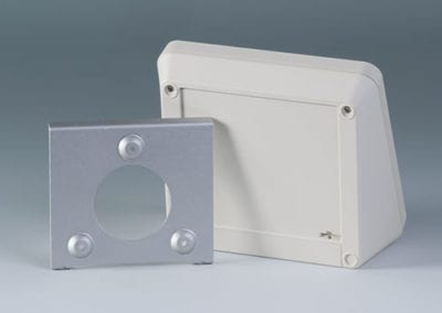 OKW Protec with wall suspension element