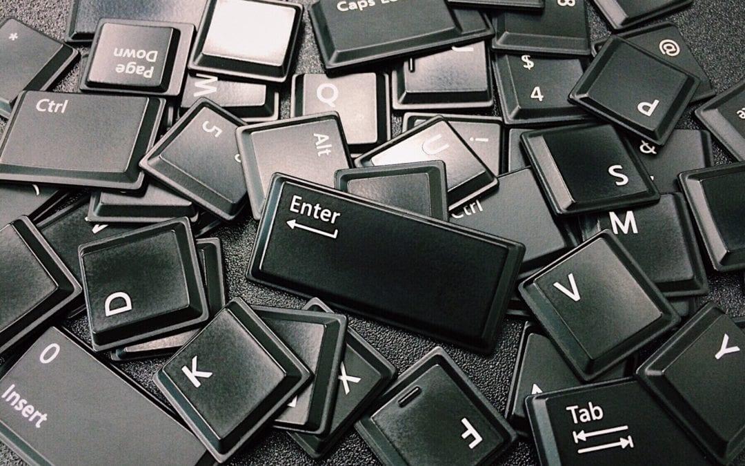 Technika dzielenia w produkcji klawiatur dla elektroniki
