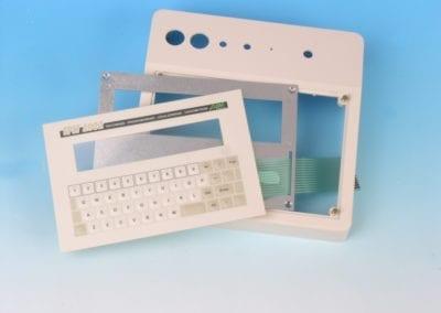 dedicated-modification,-front-panel,-keypad,-assembling