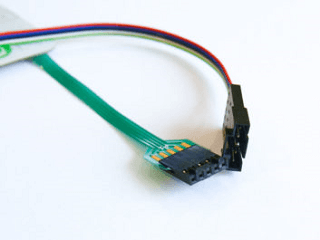 Connectors for keypads – flex connections