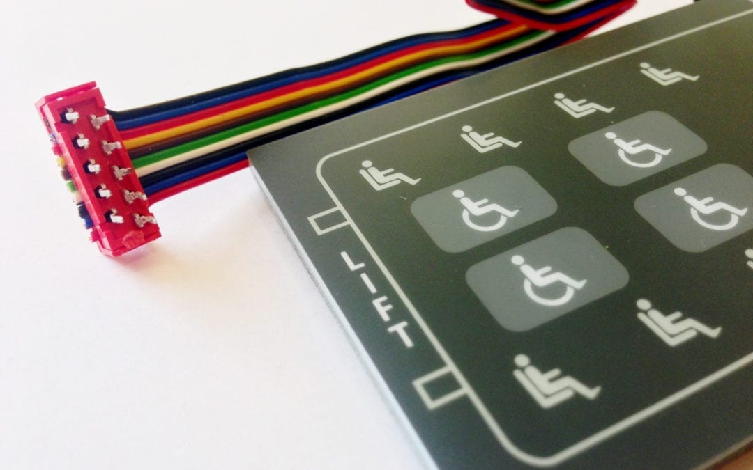 PCB and Cu-Flex keypad – HMI solutions