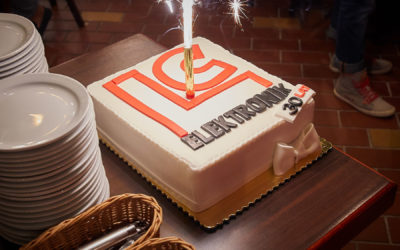 30th anniversary of LC Elektronik