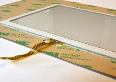 optical bonding - touch panel